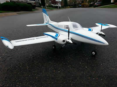 Dynam 310 Grand Cruiser V2 1280mm (50 inch) Wingspan - PNP RC Airplane
